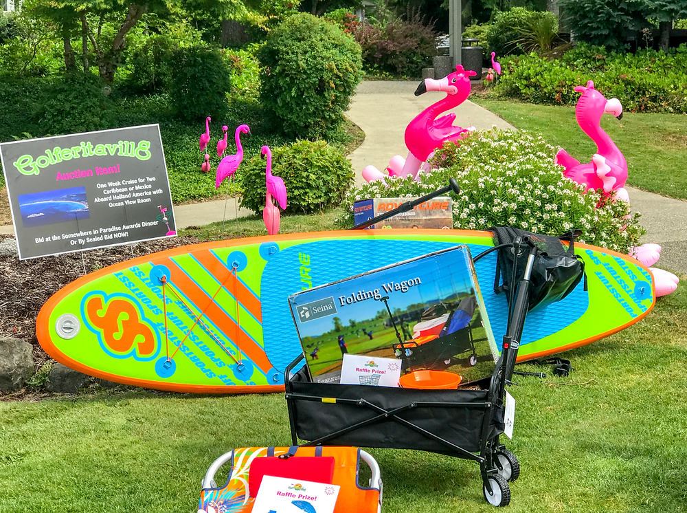 Flamingo Crossing: Buffet Themed Golf Tourney