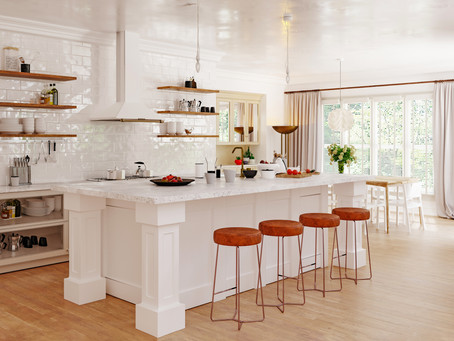 The Kitchen: Considering a Remodel?