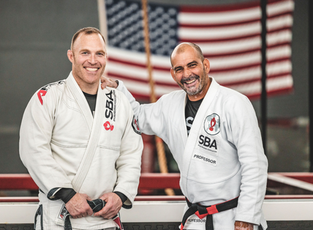 Black Belt Professor Turns His Passion into the Family Business