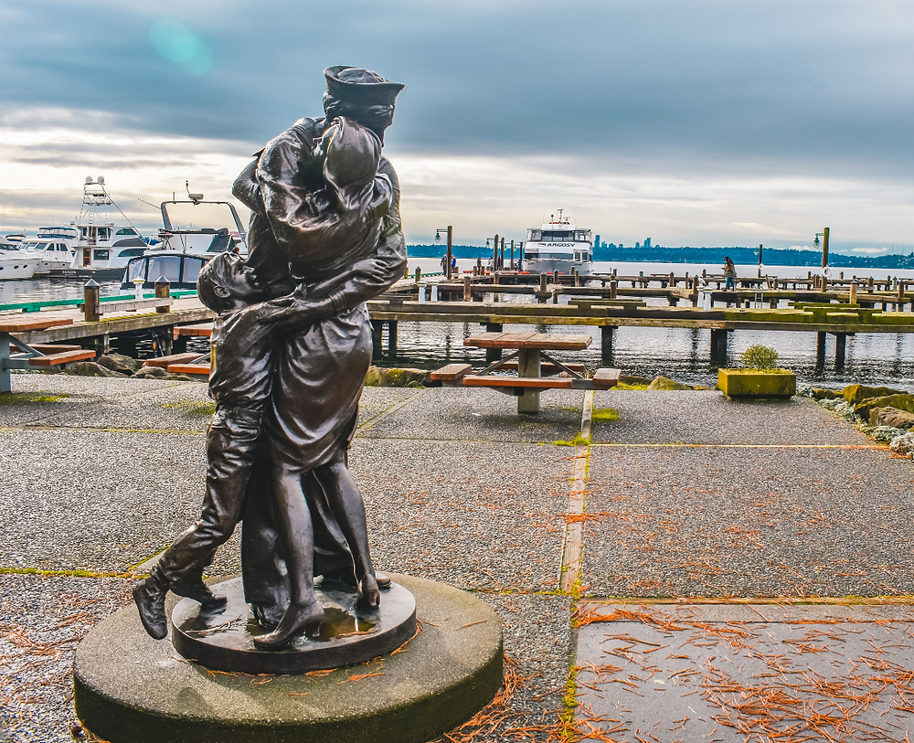 A Couple's Getaway to Kirkland, Washington