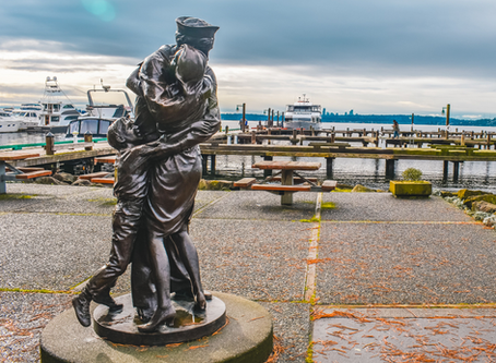 A Couple's Getaway to Kirkland, Washington