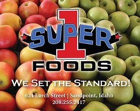Bonners Ferry Business Super 1 Foods