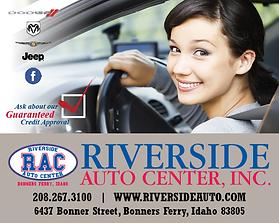 Bonners Ferry Business Riverside Auto Center