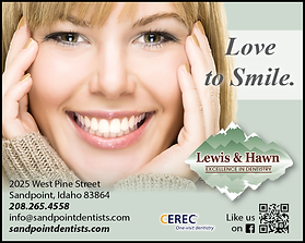 Sandpoint Business Lewis and Hawn Dentistry