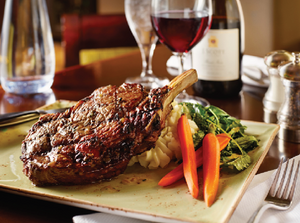 Masselow's Steakhouse at Northern Quest Casino