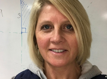 Teacher of the Month: Paula Grande