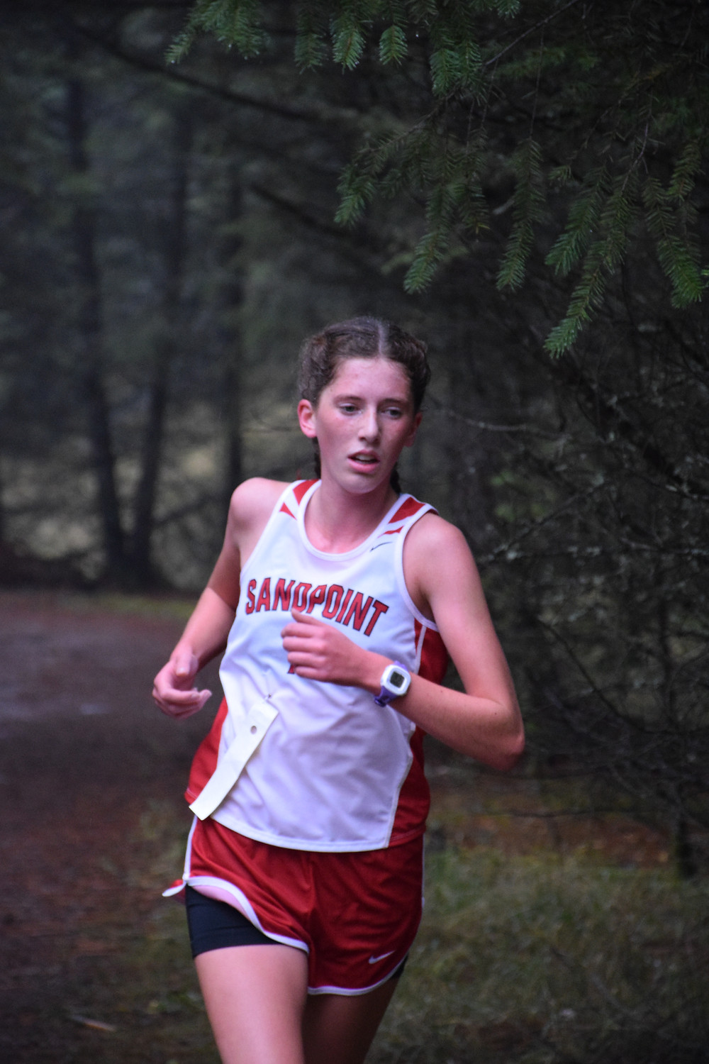 Athlete of the Month: Hannah Davidson