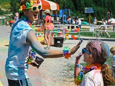 Huckleberry Color Fun Run & Walk