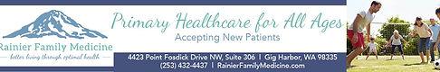Gig Harbor Business Rainier Family Medicine
