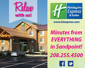 Sandpoint Business Holiday Inn Express and Suites