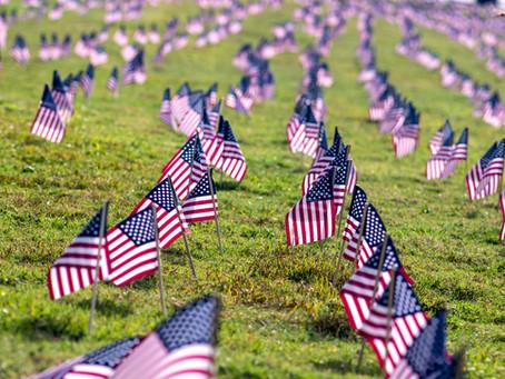 Families Publicly Honor Veterans
