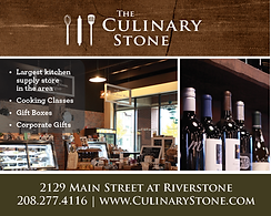 Coeur d'Alene Business The Culinary Stone