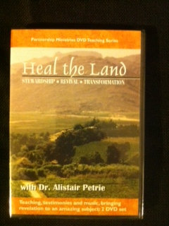 Heal the Land 2 DVD Set