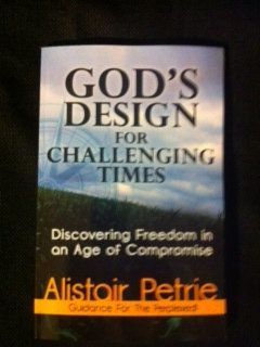 God's Design for Challenging Times (Book)