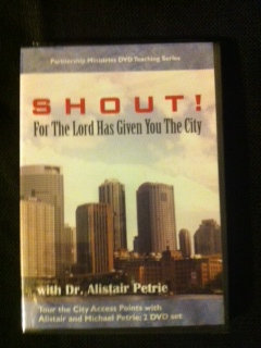 SHOUT for the Lord Has Given Us the City 2 DVD Set