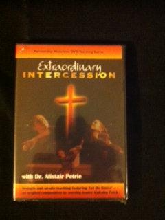 Extraordinary Intercession (DVD)