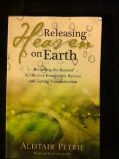 Releasing Heaven on Earth (Book)
