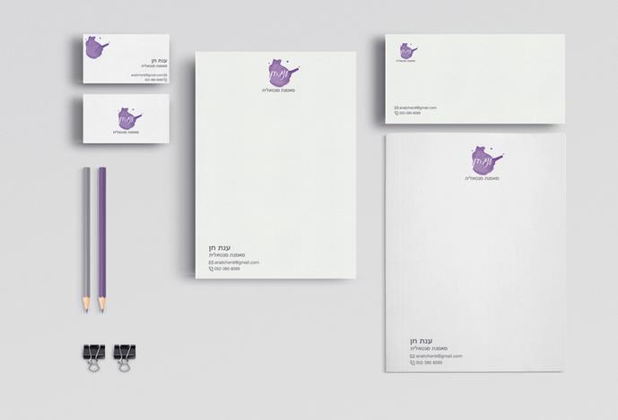 Logo Stain, Visit Card, Flyer...