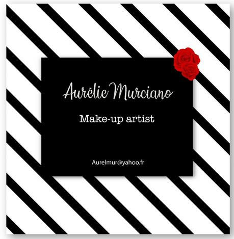 Visit Card Make-up Artist