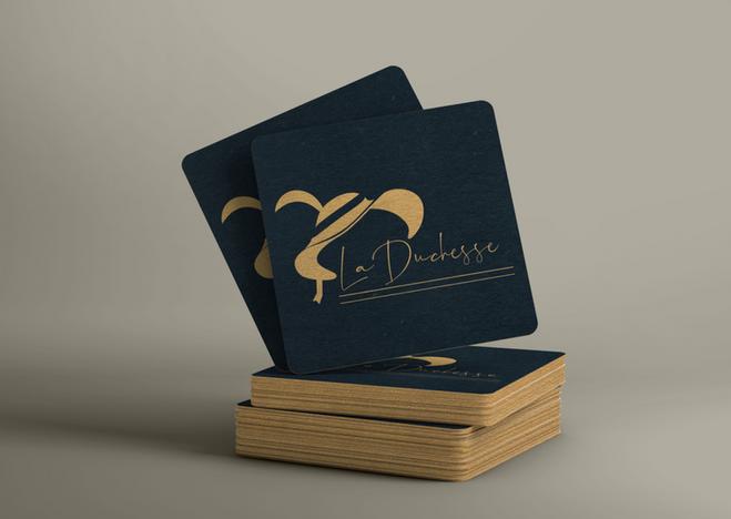 La Duchesse Visit Card
