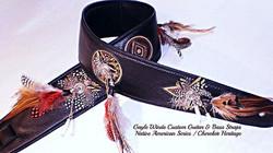 Cherokee Heritage - Native American Series - Artisan Straps - gaylewinde