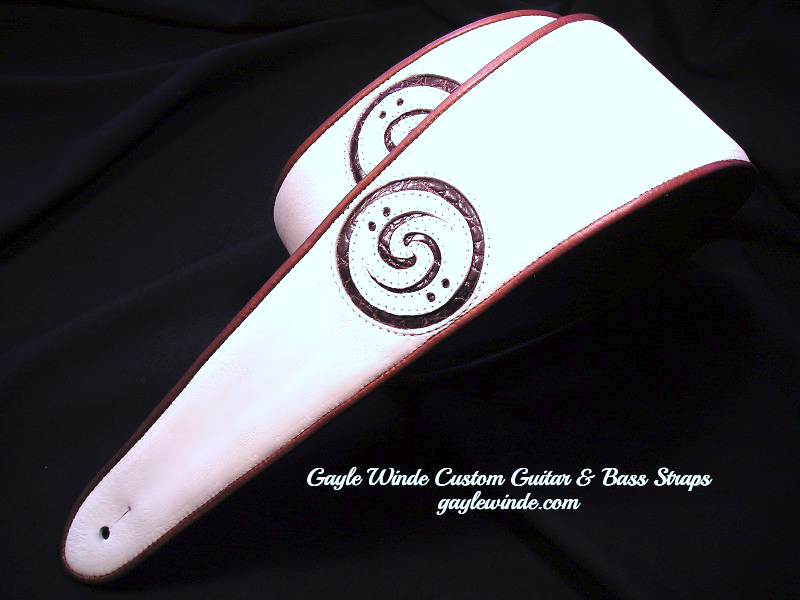 Alligator Dual Bass Clefs - Custom