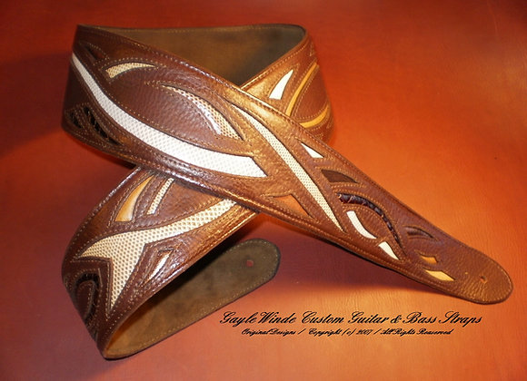 Multi Exotic Intricate Inlay
