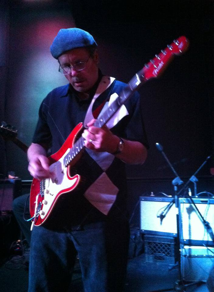 Lead Guitarist Roger Fossum