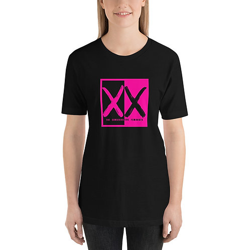 Postive Negative XX Short-Sleeve Unisex T-Shirt