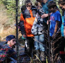 School Overnight Programs at Long Lake Conservation Center