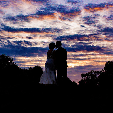 "Plan your Ceremony to Say ""I Do"" at Sunset"