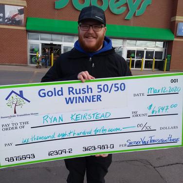 Ryan Keirstead $6,847.00