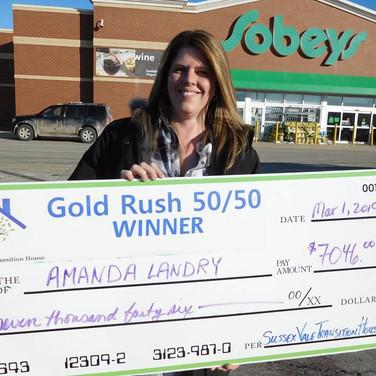 Amanda Landry $7046.00