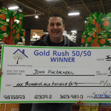 John Maceachern $6,640.00!