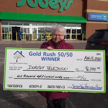 Dorothy Telesnicki $6,899.00