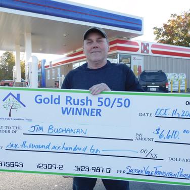 Jim Buchanan, $6,610.00
