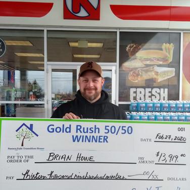 Brian Howe $13,919.00