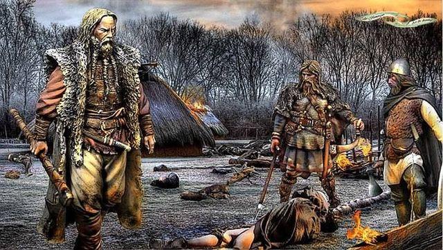 ejercito vikingo