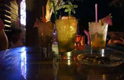 honey cocktails, enjoy them together