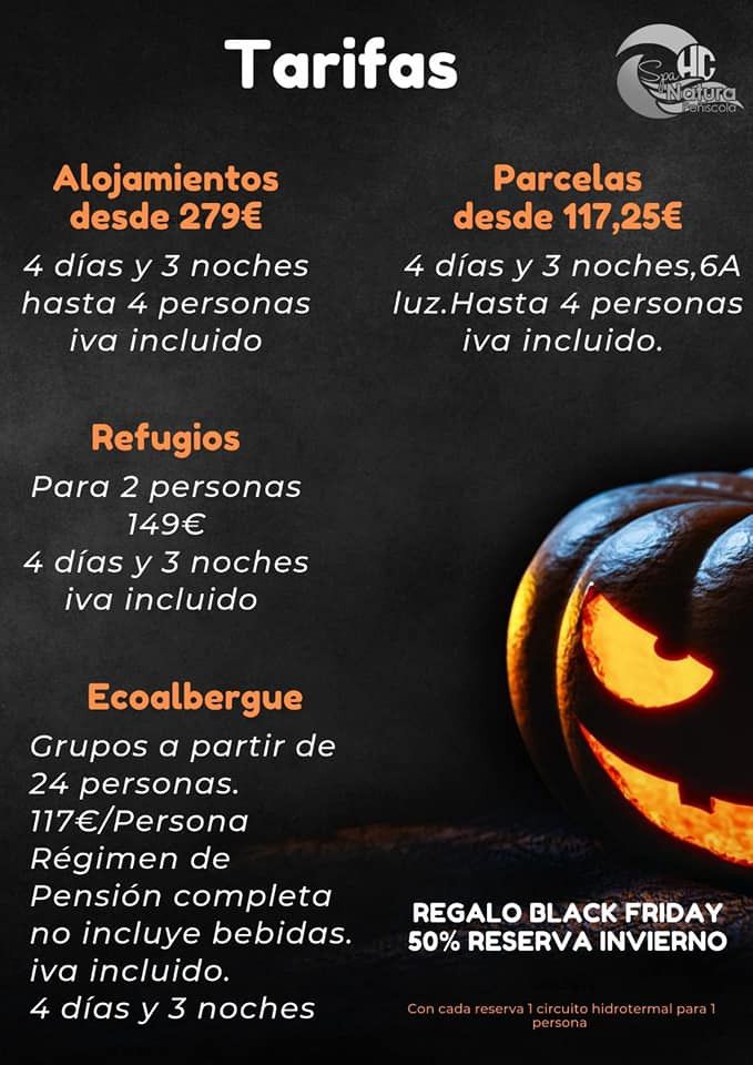 halloween en peñiscola