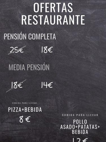 oferta restaurant