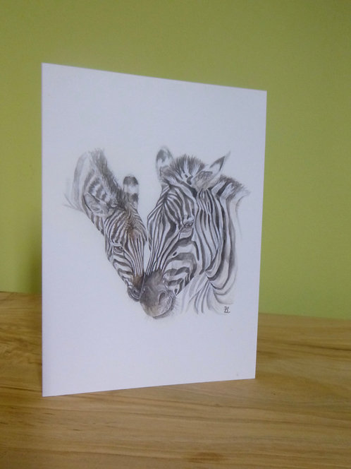 'Loving Touch' Greeting Card
