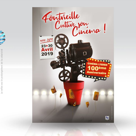 - 100 ans du Cinéma Fontvieille -