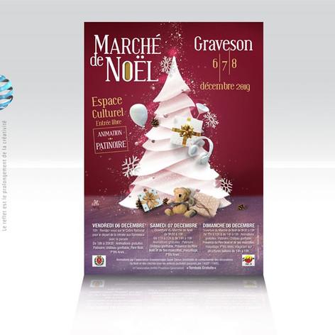 - Marché de Noël Graveson -