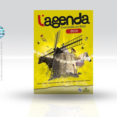 - Brochure L'agenda de Fontvieille -