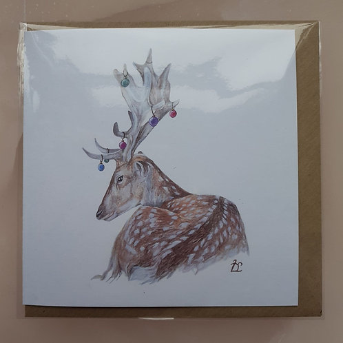 The Fallow Deer - Christmas collection 3 of 4