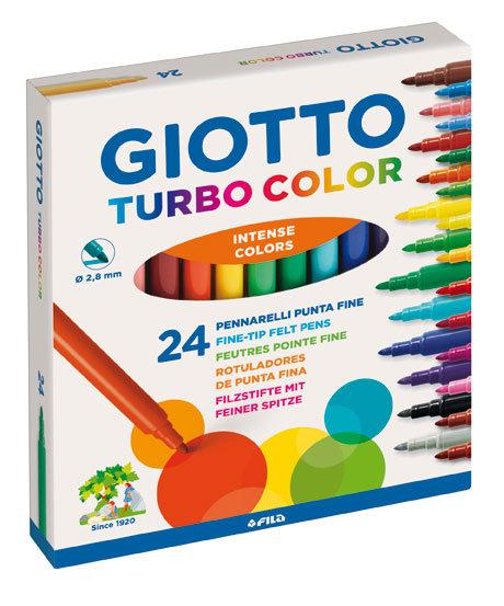 Giotto Turbo Color