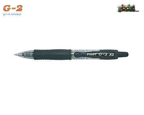 PILOT ΣΤΥΛΟ G-2 PIXIE 0.7mm ΜΑΥΡΟ