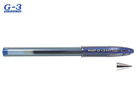 PILOT ΣΤΥΛΟ G-3 1.0mm ΜΠΛΕ