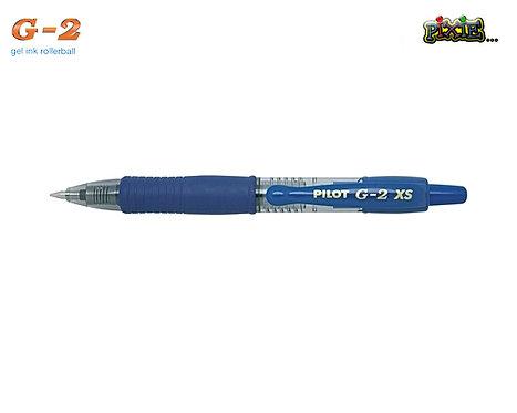PILOT ΣΤΥΛΟ G-2 PIXIE 0.7mm ΜΠΛΕ